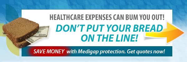save money on medigap banner