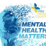 Mental health matters and medicare covers mental health post banner